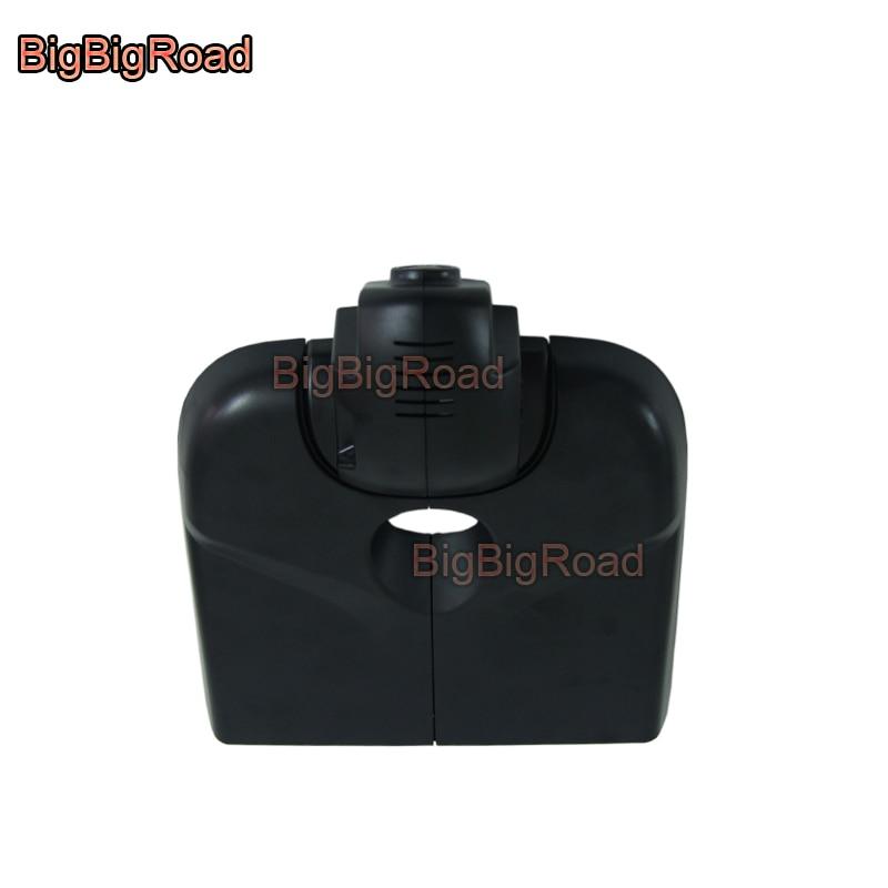 BigBigRoad Car DVR Wifi Video Recorder Dash Cam Camera Wide Angle For Buick Regal / Opel Insignia High configuration