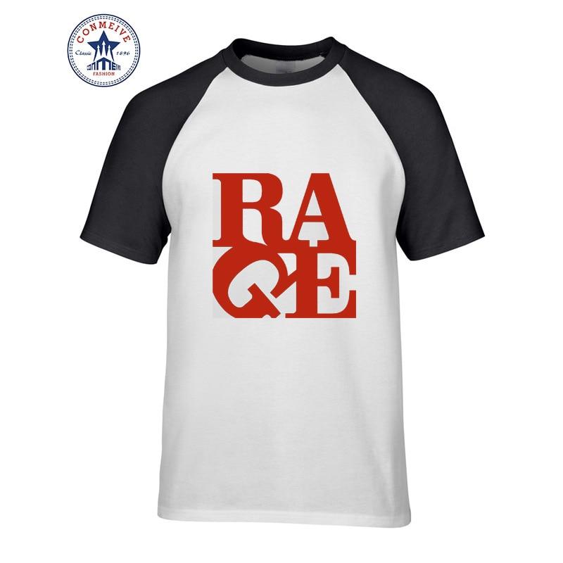 Gran oferta, camiseta divertida Funk para hombre, de manga corta, de colores variados, a la moda, informal, Rage Against The Machine, Renegades 1