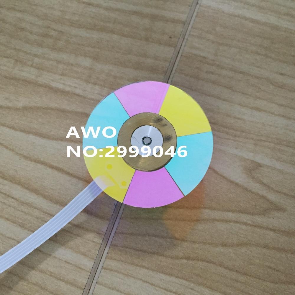 HD73 dlp العارض استبدال عجلة الألوان ل optoma ضوئي (44 ملليمتر)