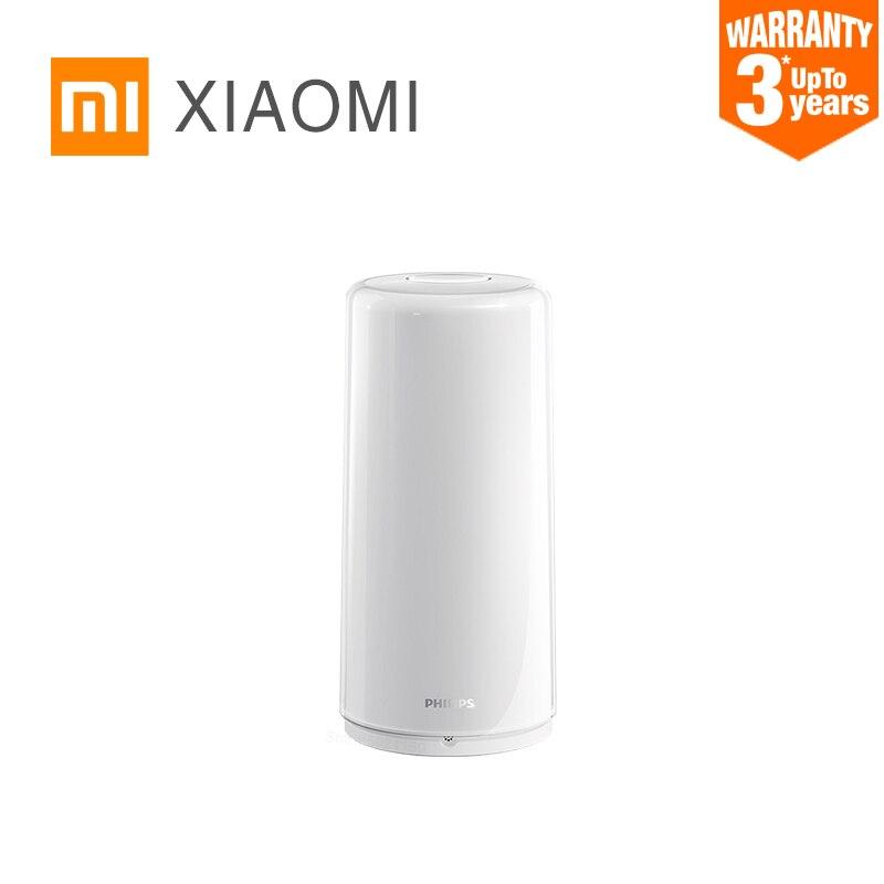 XIAOMI MIJIA умная прикроватная лампа Philips светодиодная домашняя настольная лампа USB зарядка ночник спальня настольная лампа Изменение цвета через приложение
