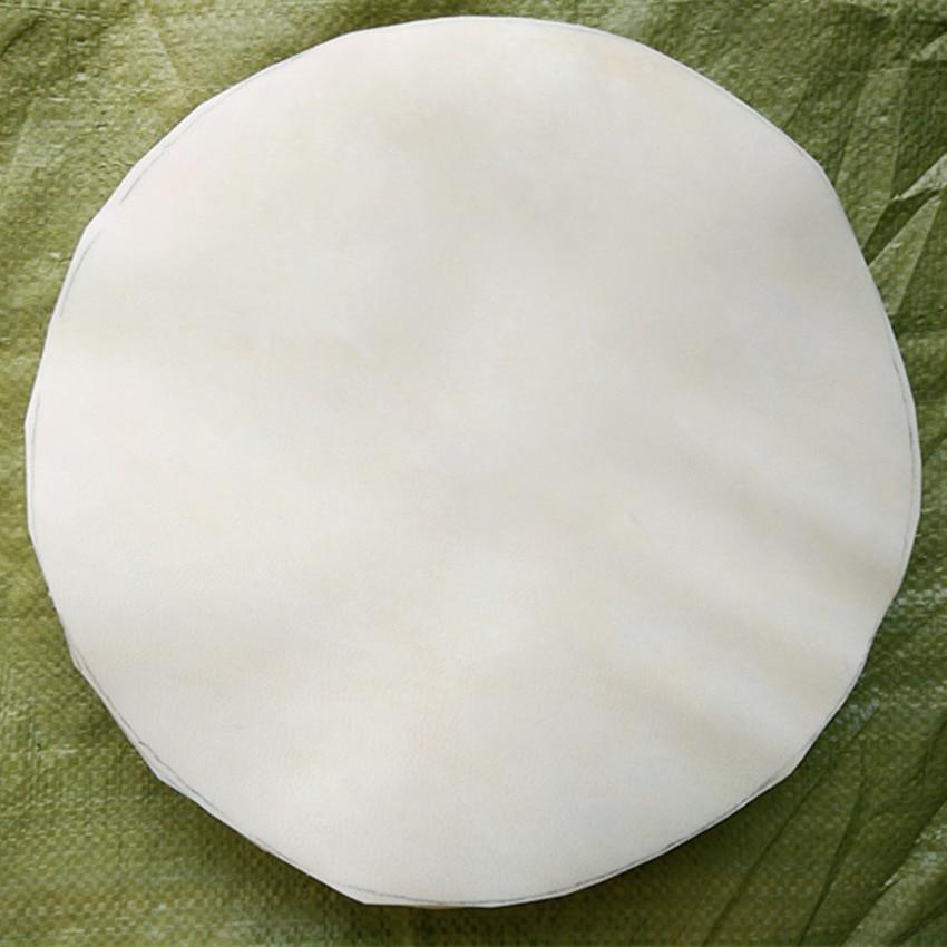 Goat Skin Head, Goatskin  Round fits many  Eastern style drums 10 15 20 25 30 / 40 / 50 / 70 cm