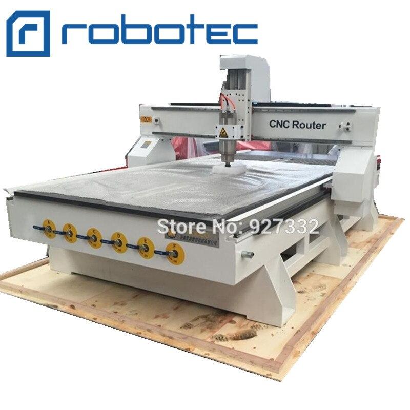 Máquina de tallado de madera de fábrica China/ENRUTADOR Cnc 1325 para la venta