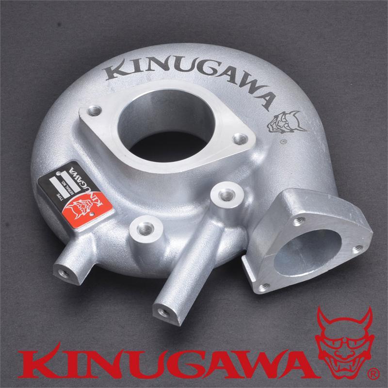 Kinugawa Turbo Compressor Housing for Nissan SR20DET S14 S15 TD05H / TD06 for Garrett 60-1
