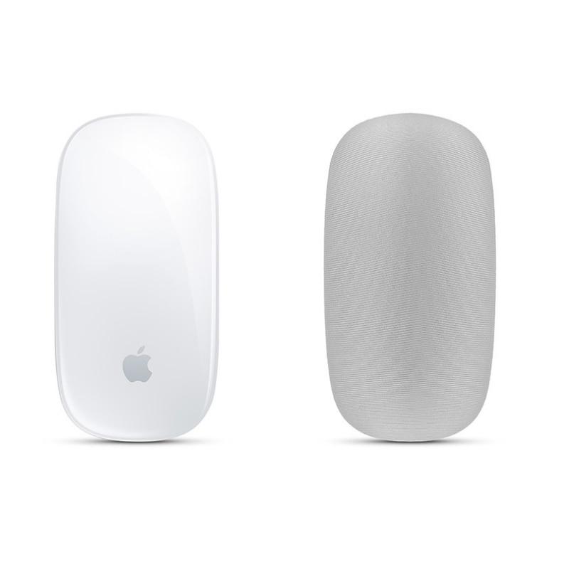 1 шт. мягкий чехол для защиты от пыли и царапин эластичная ткань MAC Apple Magic Mouse