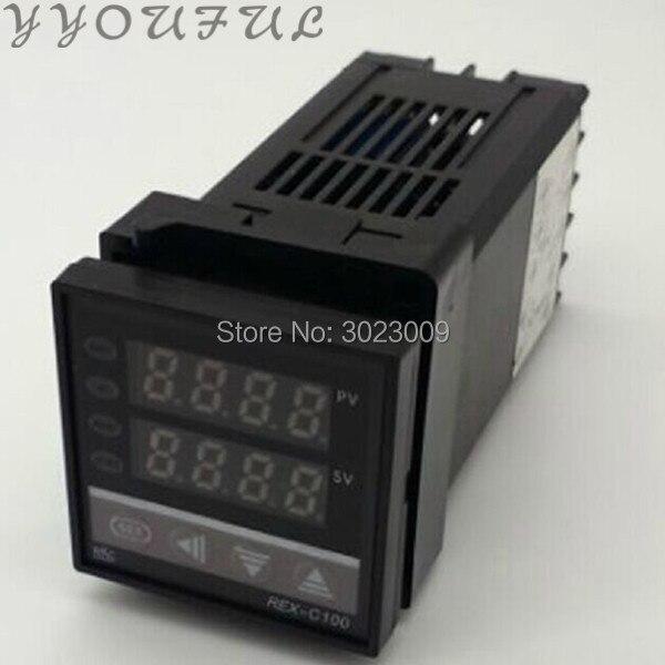 Großformatdrucker ersatzteile Unendlichkeit Challenger Wit-farbe Mutoh temperaturregelung REX-C100FK02-M-AN