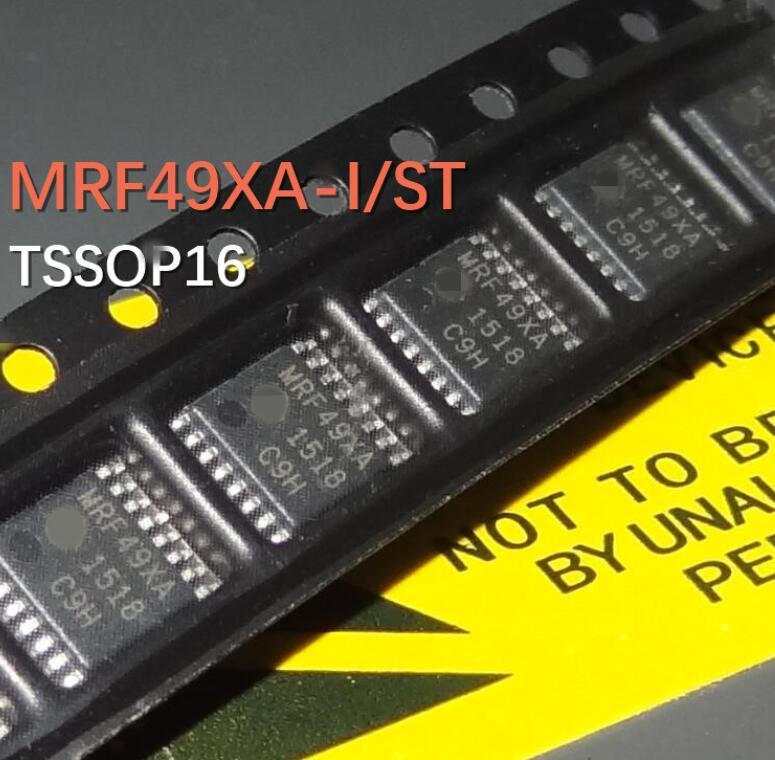 5pcs/lot   MRF49XA-I/ST MRF49XA MRF49 TSSOP16 TSSOP 100%new