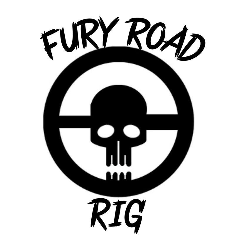 11,3 CM * 14,7 CM Auto Fenster Mad Max Fury Road Vinyl Aufkleber Decals Auto Stylings Schwarz Sliver C8-0347