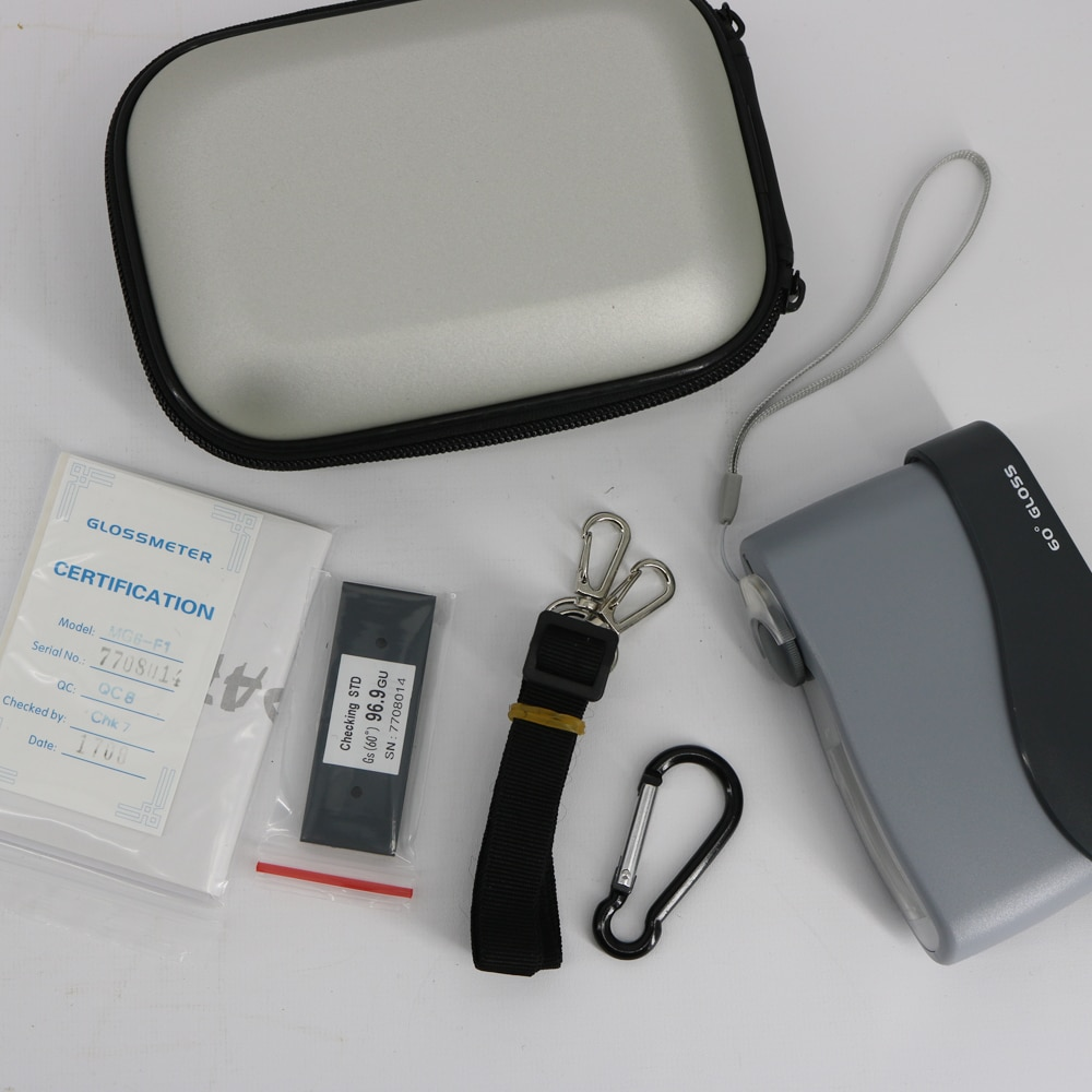 MG6-F1 60 Degree Portable Digital Gloss Meter Glossmeter 0-199.9Gu