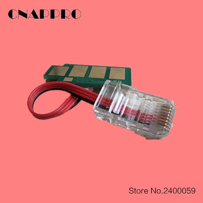 CNAPPRO de alto rendimiento mlt-d707l mit 707l d707 chip de cartucho de tóner para samsung ProXpress SL-K2200 SL-K2200ND K2200ND K2200 en polvo