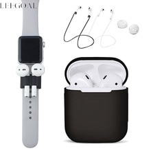 [Accessoires ensembles] support Anti-perte en Silicone pour Portable Anti-perte sangle cordon Silicone embouts de protection pour écouteurs
