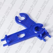 Clé dinstallation de clé solaire pv de clé de connecteur solaire professionnel de 2 pièces