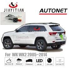 JIAYITIAN-caméra de Vision arrière   Pour Jeep Grand Cherokee WK WK2 CCD, caméra de protection Vision nocturne, caméra arrière, plaque dimmatriculation, caméra