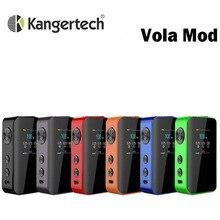 2020 Kanger Vola 100 Вт Box MOD Kit 2000 мА/ч, Батарея 1,3 дюймовый TFT дисплей электронная сигарета подходит вола Tank Atomizer