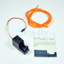 RCEXL Mini système de pompe à fumée pompe à essence pompe à fumée débit réglable
