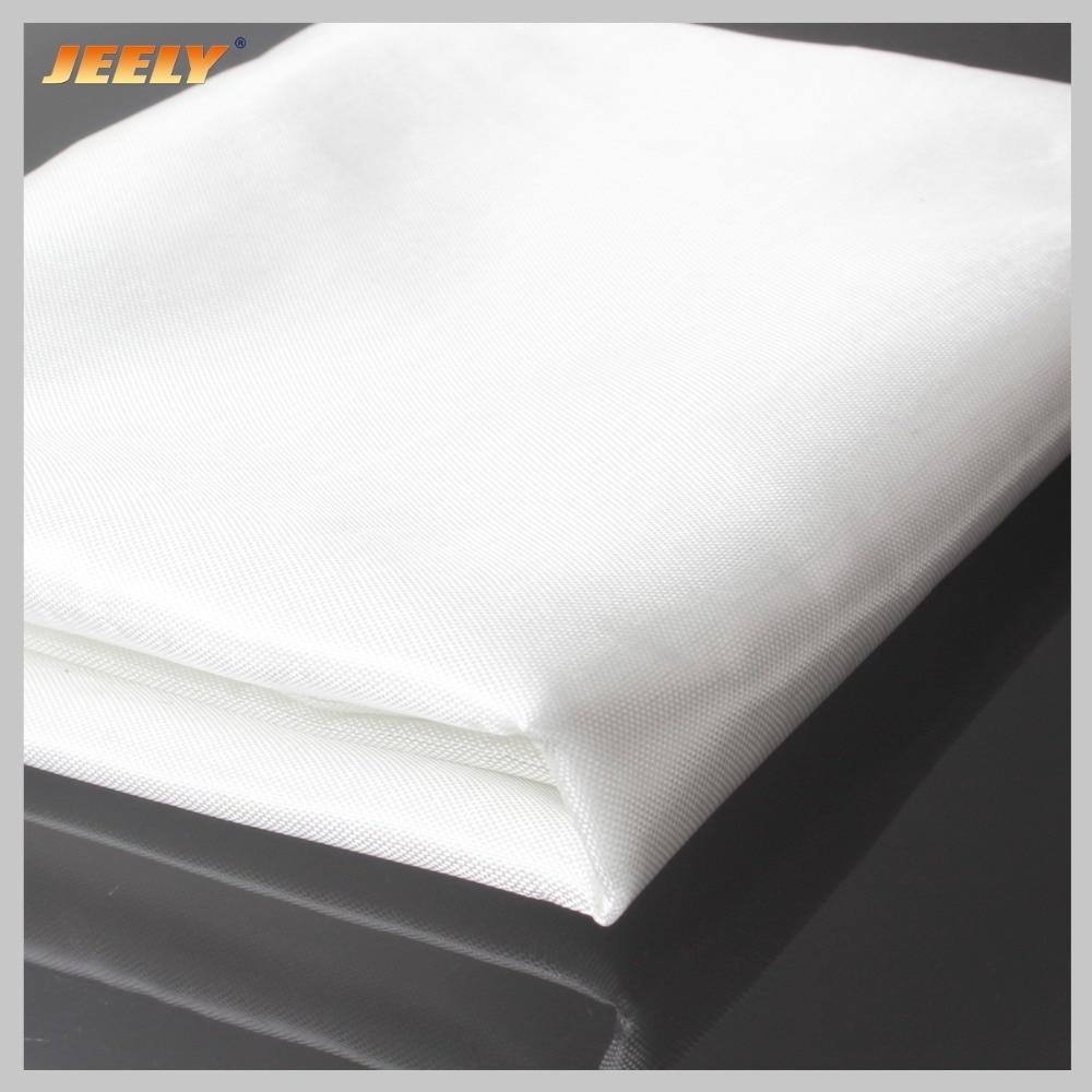 Fibra de Vidrio Resistente a las lágrimas Jeely e-class 24gsm, fibra de vidrio tejida de color liso, trapo reforzado de tela resistente al corte