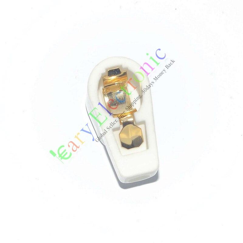 ¡Venta al por mayor y al por menor! 50 tapas de ánodo de tubo dorado de 8,8mm Válvula de enchufe de cerámica fr 807 6146B FU25 24A 310A envío gratis