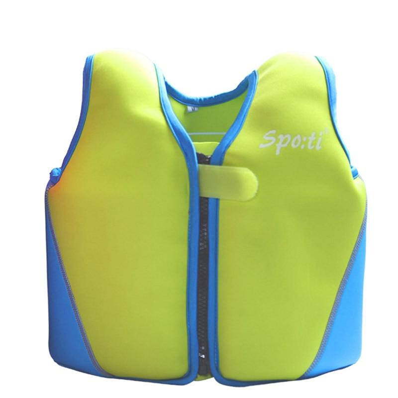 Child Life Vest Buoyancy Vest kayak Drifting Life Jacket for Fishing Water Sport Jacket Oxford Vest Water-skiing Swimming Buoy