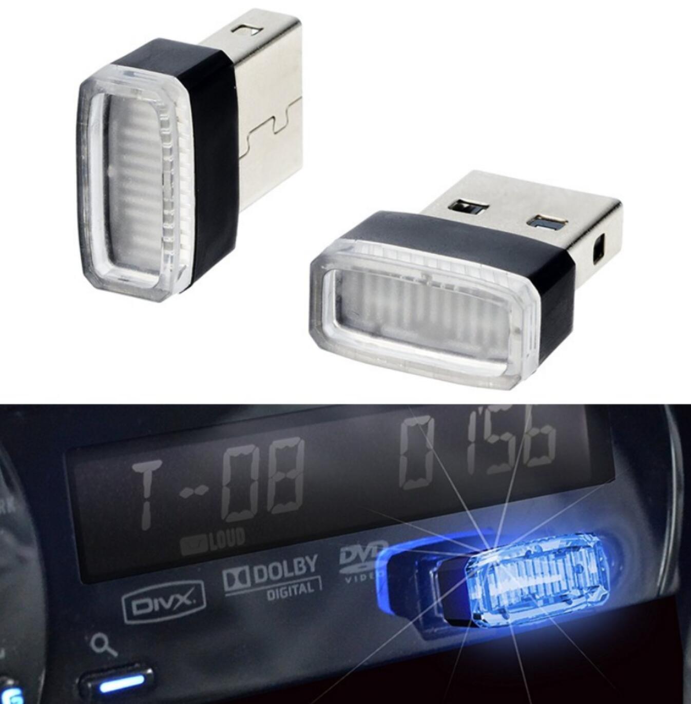 Автомобильный стиль USB атмосферная Светодиодная лампа для Mini Cooper R52 R53 R55 R56 R58 R59 R60 R61 Paceman Countryman Clubman coupe