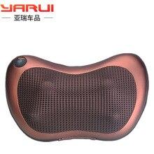 Siège appui-tête de voiture   Protège-cou multifonctionnel, article dintérieur, oreiller de massage électrique, quatre saisons à usage général