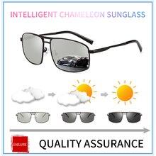 HDCRAFTER 2018 جديد الاستقطاب اللونية النظارات الشمسية الرجال العلامة التجارية مصمم سائق نظارات شمسية للذكور UV400 Oculos دي
