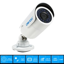 OWSOO HD 1080 P AHD Analog Überwachung Infrarot Kamera 1080 P High Definition AHD Cctv-kamera Sicherheit Außenkamera