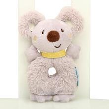 Baby koala baby cuddly image of a koala rattle koala hand ring plush toy  The latest version of 2018