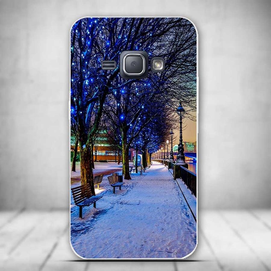 Nowy do samsung galaxy j1 2016 case miękkiego silikonu tpu powrót telefon pokrywa case do samsung galaxy j1 j 1 j120 j120f coque funda 3