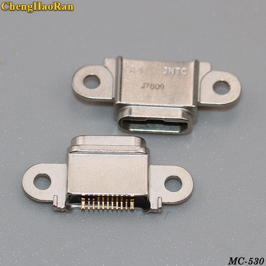Honghaoran para samsung Galaxy Xcover 3 SM-G388F G388 Original nuevo conector Micro USB puerto de carga conector de enchufe