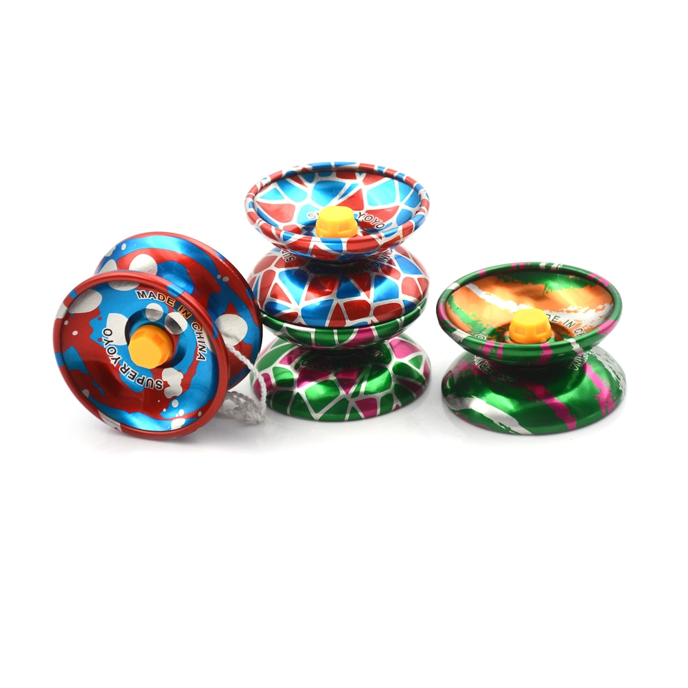 1PC Funny Toys Professional Yoyo Outdoot Kids Toys high quality Classic Yo Yo Ball Children