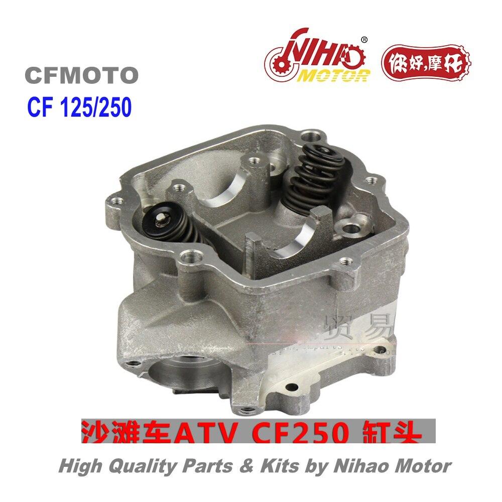 TZ-25 CF250 CH250 الاسطوانة آسى CFMoto أجزاء 250cc/150cc CF موتو ATV رباعية الصينية دراجة نارية المحرك الغيار Nihao المحرك