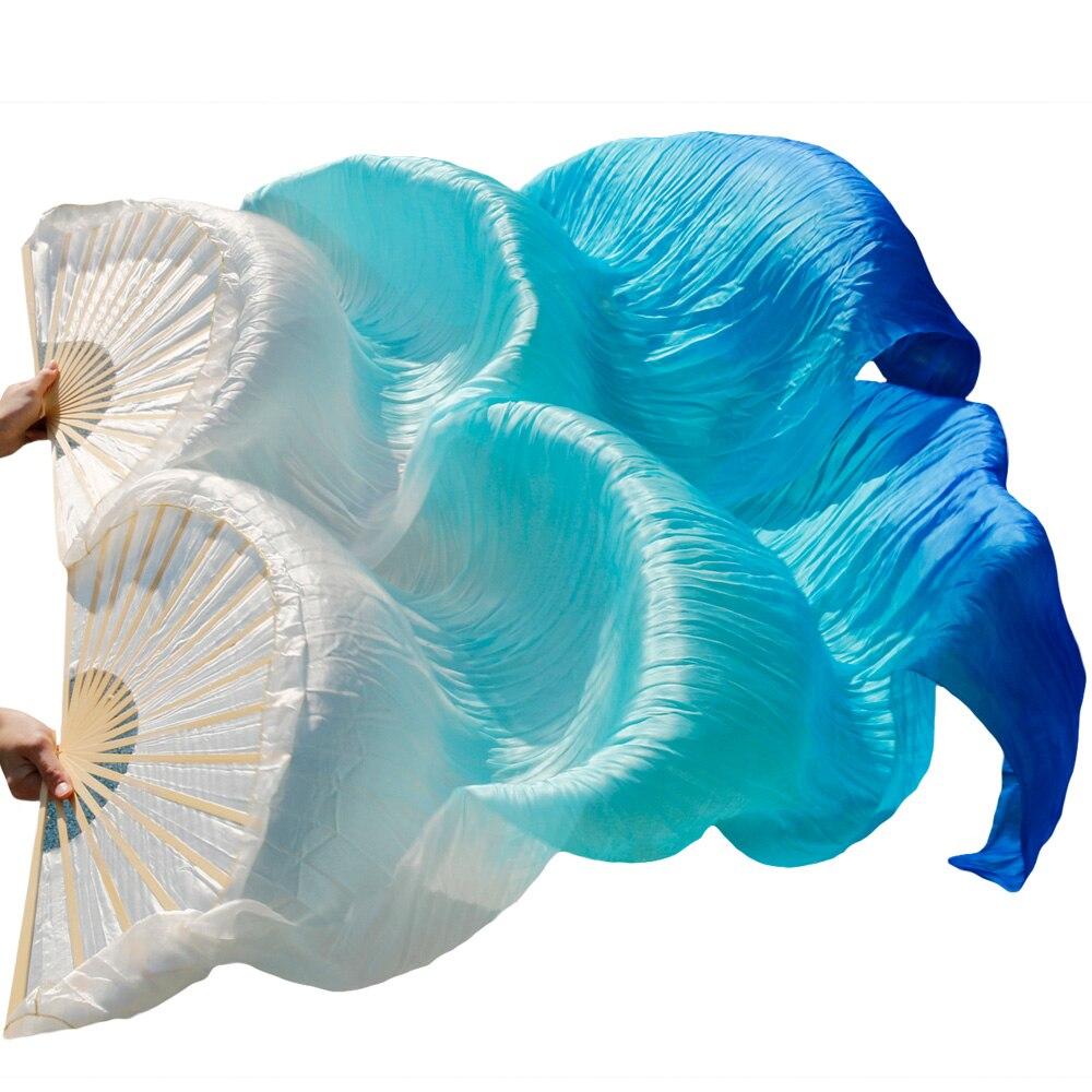 Новое поступление, высокое качество, 100% натуральный шелк, вуали, вентиляторы, ручная работа, шелк, танец живота, вентиляторы, оптовая продажа...
