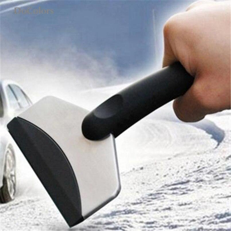 DoColors автомобильная лопата для снега лед скребок чехол Ford Focus Fusion Escort Kuga Ecosport Fiesta