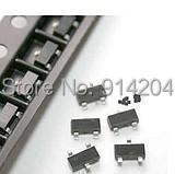 100 Uds BAT54 BAT54C diodo SCHOTTKY 30V 200MA SOT23