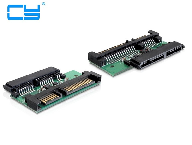 Micro SATA SSD HDD, unidad de Disco rígido de 1,8 SATA, Adaptador PCB, 5pcies/lote 2,5