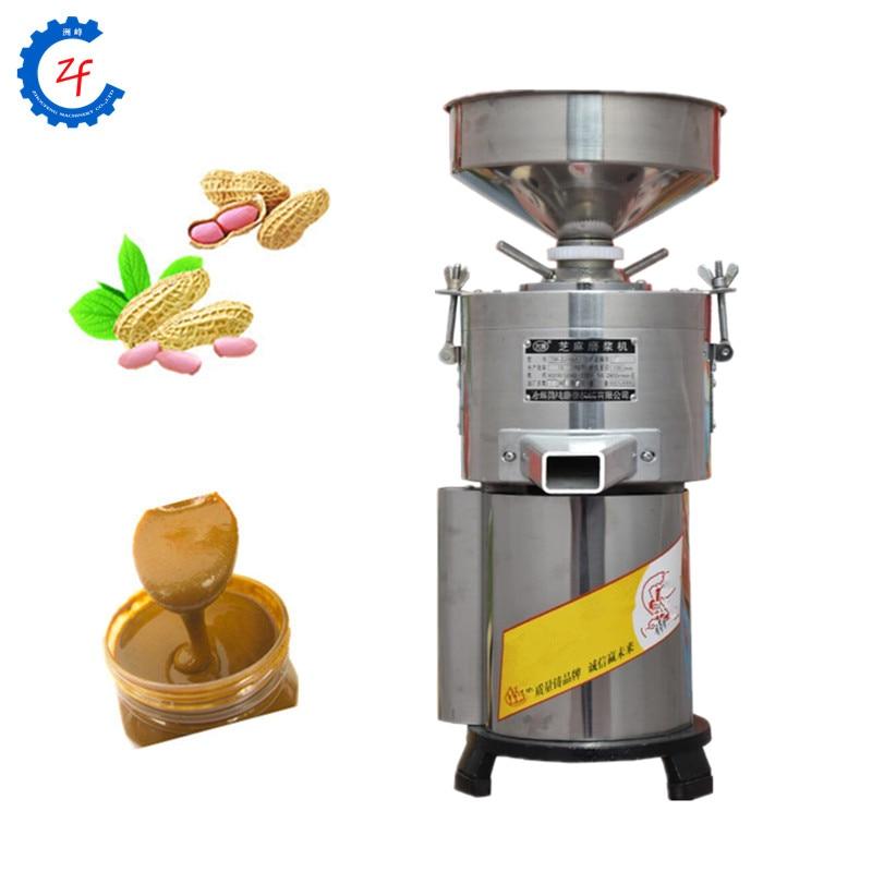 Оборудование для переработки арахисовой пасты малого масштаба, машина для производства кунжутного арахисового масла
