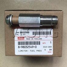 Válvula limitadora de presión de combustible original, 095420-0281 095420-0280 para 98032549/8-8980325490-0