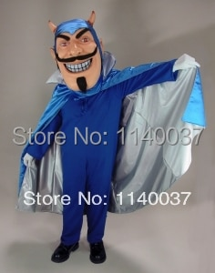 Талисман Beelzebub талисман дьявол талисман костюм мультяшный персонаж карнавальный костюм