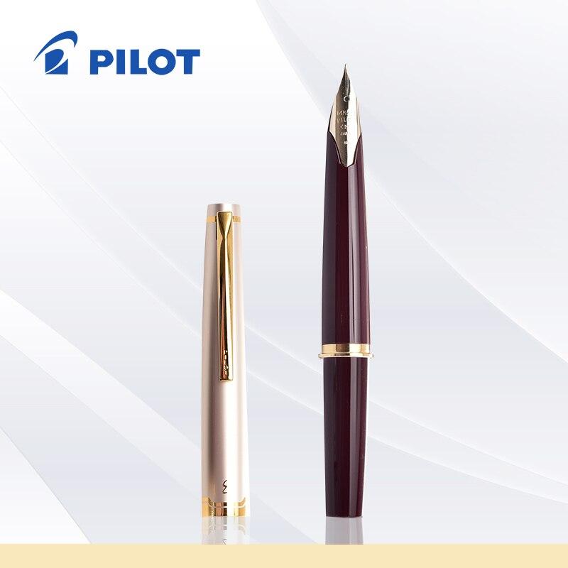 Piloto elite 95s 14k ouro caneta ef/f/m nib versão limitada bolso fonte caneta presente