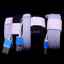 Höhere qualität 1m 2m 3M 10ft usb kabel Zubehör Bundles für handy laptop mp3 kostenloser versand