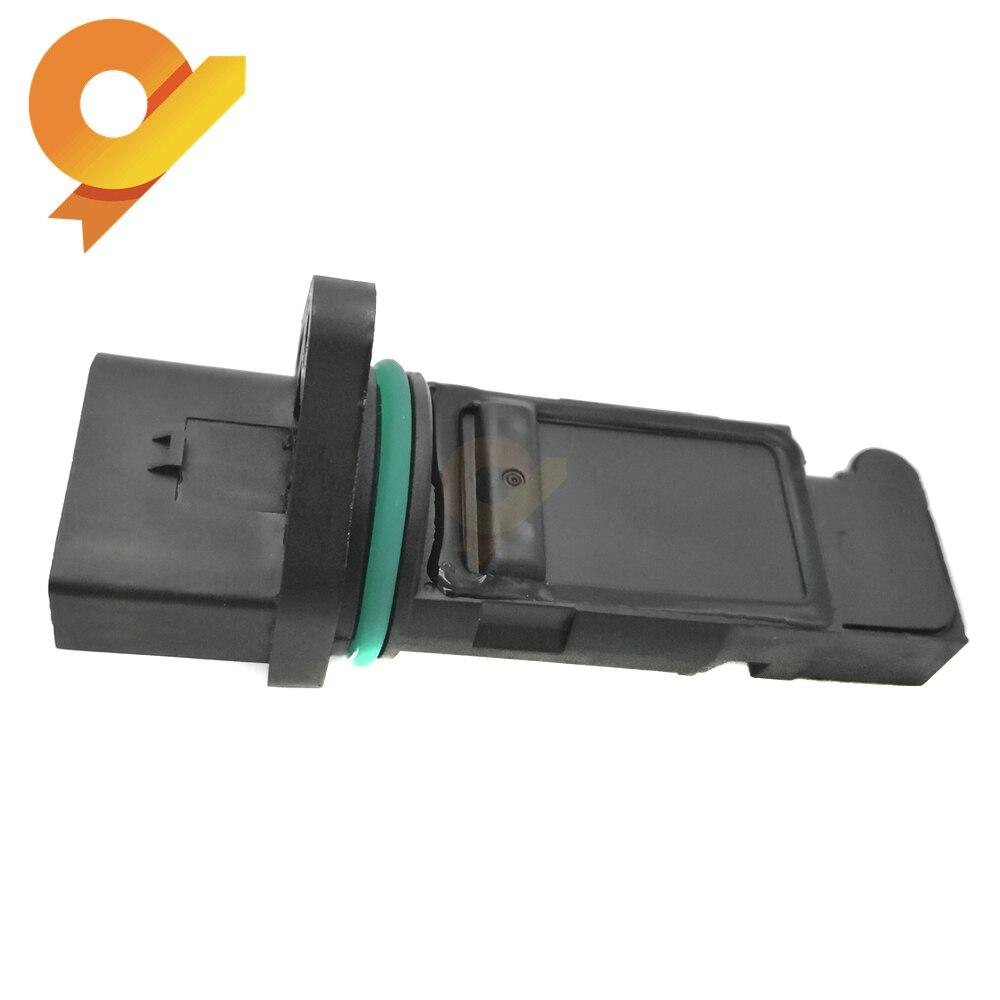 Sensor de medidor de fluxo de ar maciço para volkswagen vw sharan beetle jetta bora golf mk iv polo 1.9 tdi diesel 1.9tdi 06a906461 0280217121