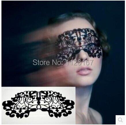 (Pedido mínimo 5 $) venta caliente de papel de corte de ojos pegatinas delineador de ojos rayal de lujo de alta calidad pestañas postizas cara lase