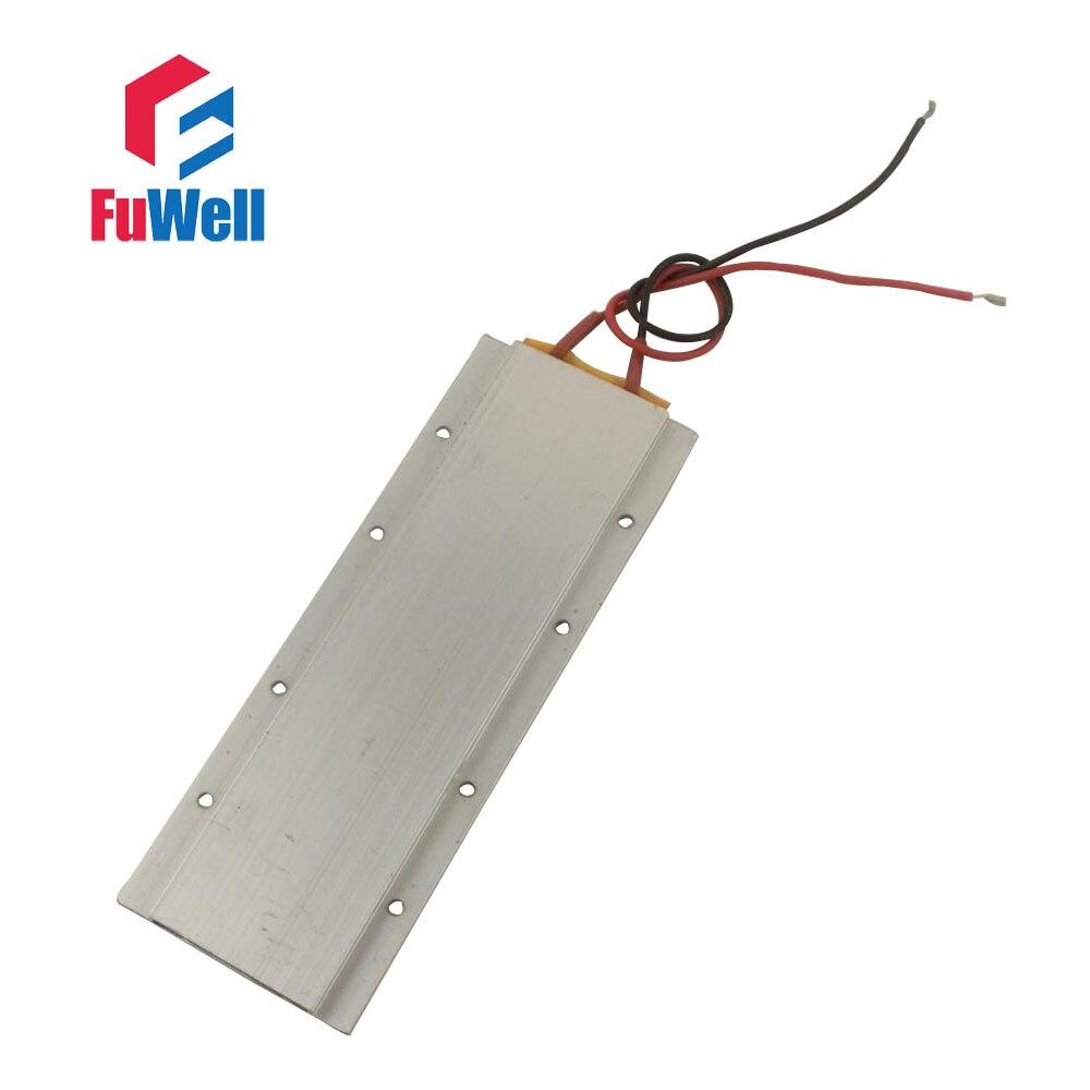 لوحة سخان PTC بدرجة حرارة ثابتة, 170X62x5.5mm 220V 500W 220 درجة