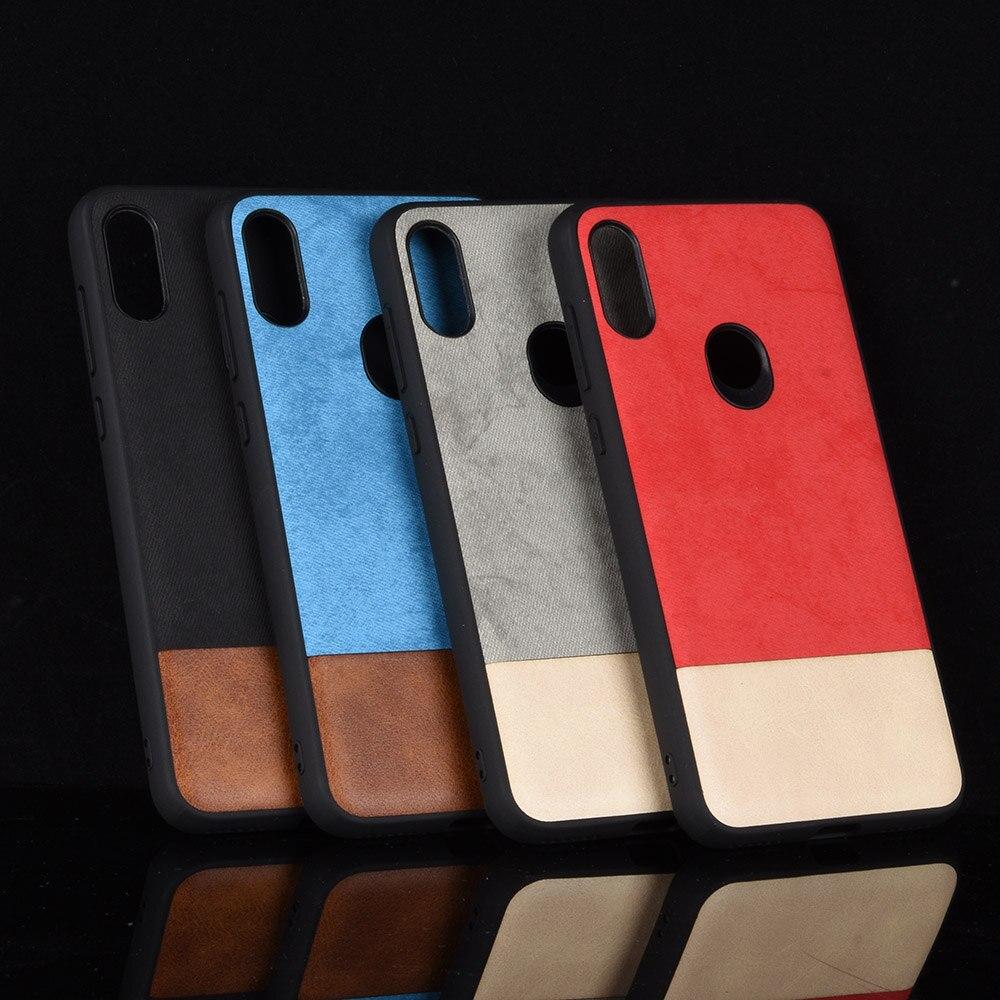 Новый чехол для Motorola One Power, силиконовый ковбойский чехол из искусственной кожи, защитный чехол для телефона Motorola Moto One/One Power, чехол