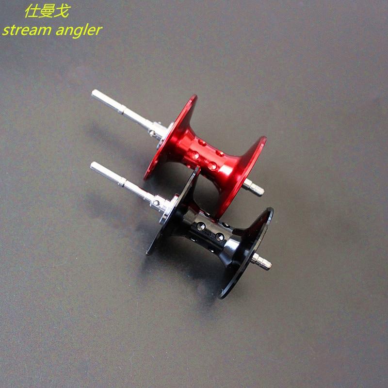 reel spool shallow deep line cup for miniature lure pmax3 B3 S3 ORRA2 REVO3S ORANGE3