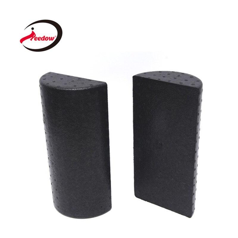 * 30*7,5 cm ronda de rodillo de espuma epp rodillo de espuma de Yoga para gimnasia pilates fitness ejercicio de Yoga bloques con masaje de punto flotante