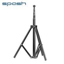Spash 170cm Portable Table trépied professionnel détachable voyage trépied support pour appareil photo anneau lumière support photographique trépied