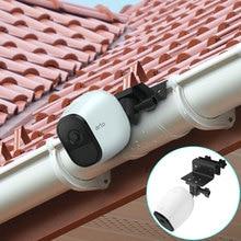 Support de montage de gouttière pour caméra Arlo Pro 2/Ultra/HD/Pro support de montage de caméra de Surveillance de sécurité extérieure réglable