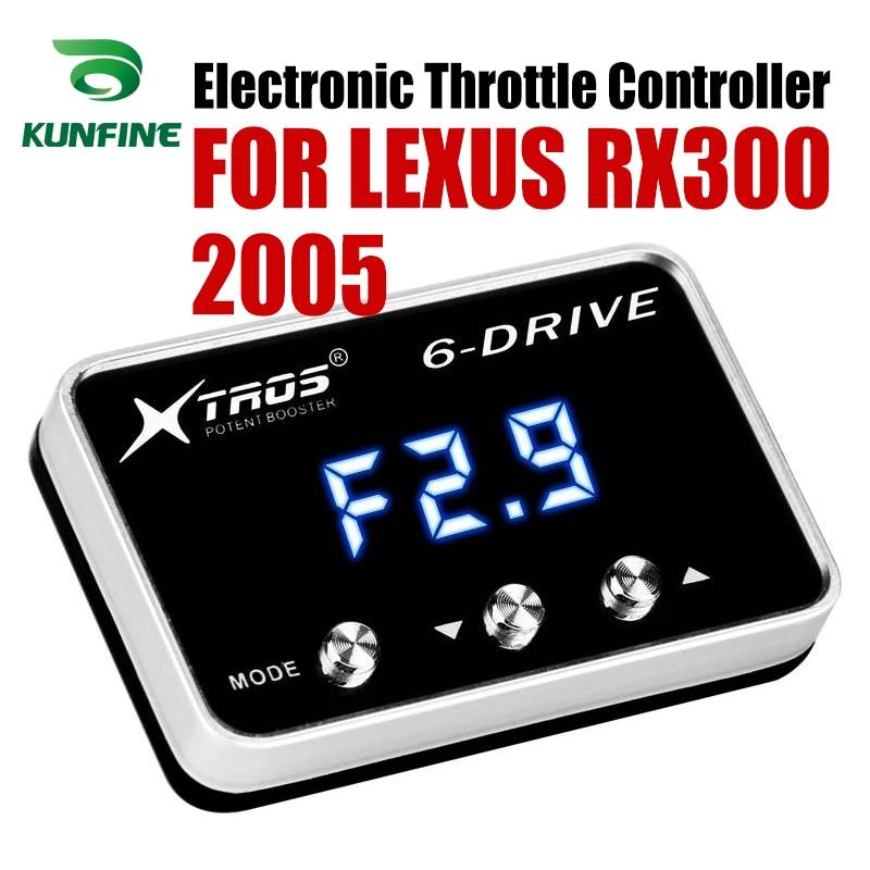 Auto Elektronische Drossel Controller Racing Gaspedal Potent Booster Für LEXUS RX300 2005 Tuning Teile Zubehör