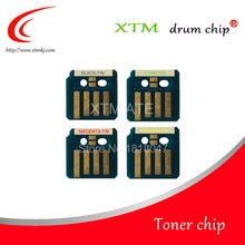 Chip para impressora laser xerox, chip para xerox 7525 7530 7535 7545 7556 7830 7835 7845 7855