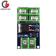 Conducteur de Module deffet de champ de MOS de commutateur de déclencheur de cc 5-36V pour la pompe à moteur de LED